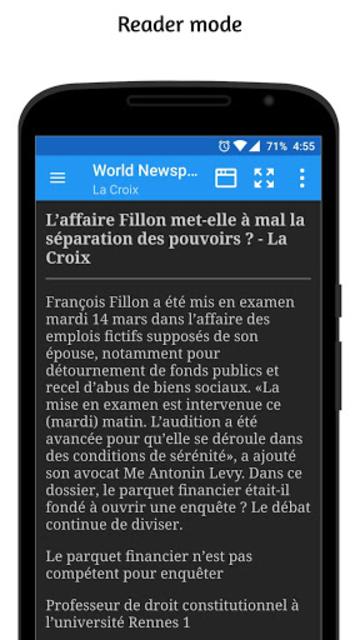 World Newspapers screenshot 3