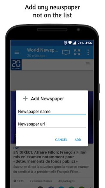 World Newspapers screenshot 5