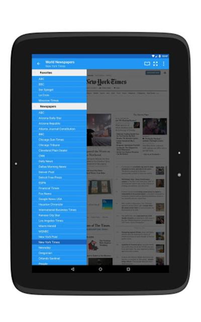 World Newspapers screenshot 8