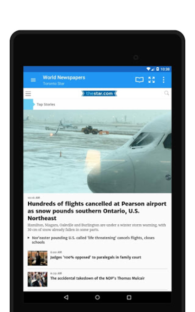 World Newspapers screenshot 10