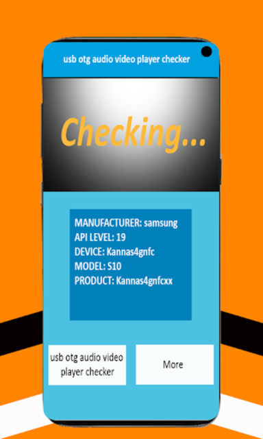 usb otg audio video player checker screenshot 3