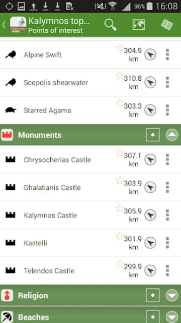 Kalymnos Hiking screenshot 7