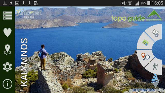 Kalymnos Hiking screenshot 1