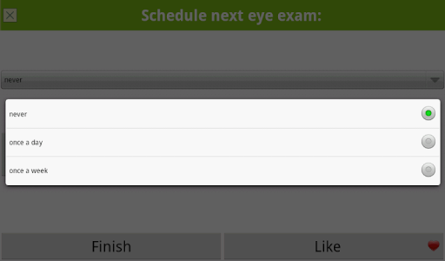 Eye exam PRO screenshot 23