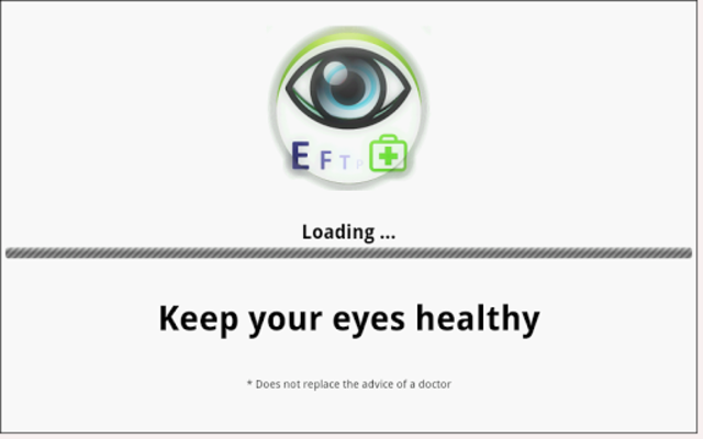 Eye exam PRO screenshot 9