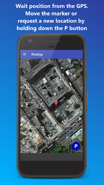 iParking - Find my car screenshot 3