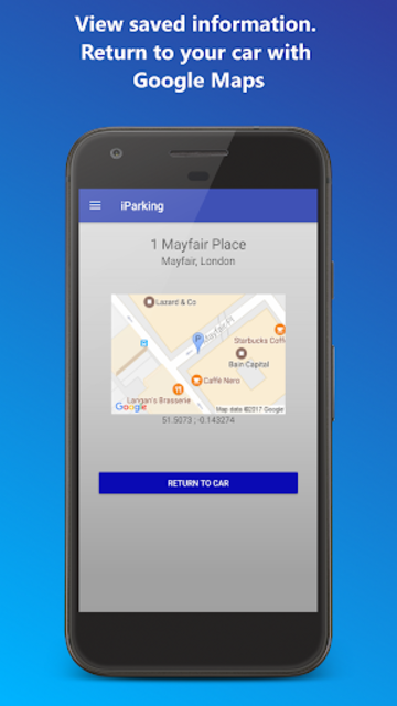 iParking - Find my car screenshot 6