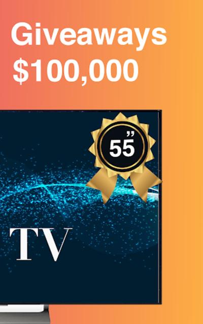 100% real) Giveaway Free Gift Cards & Rewards screenshot 6