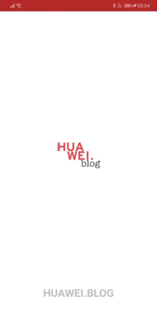 HUAWEI.blog + screenshot 1
