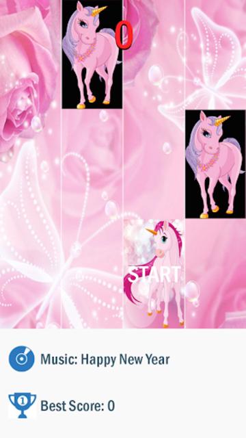 Magic-Unicorn Piano Tiles screenshot 1