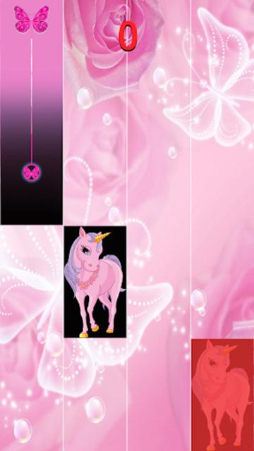 Magic-Unicorn Piano Tiles screenshot 2