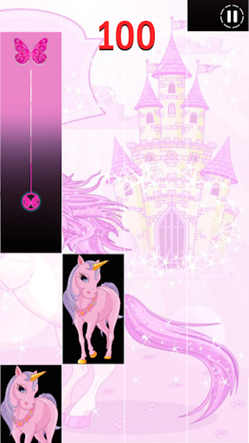 Magic-Unicorn Piano Tiles screenshot 3
