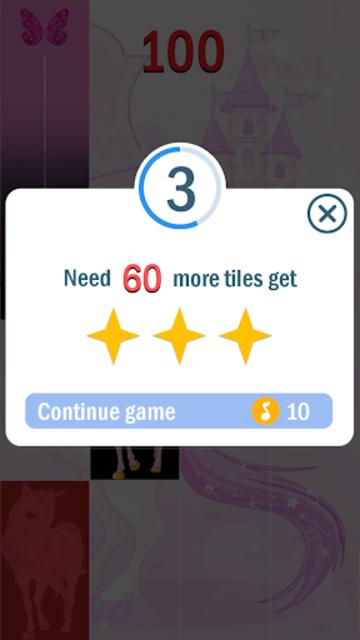 Magic-Unicorn Piano Tiles screenshot 4