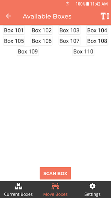 packMule Move Organization App screenshot 7