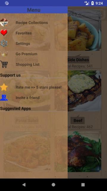 BBQ & Grilling Recipes ~ My nice recipes screenshot 6