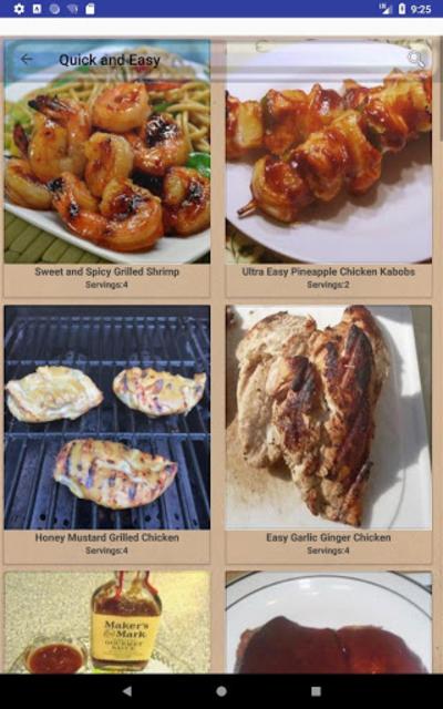 BBQ & Grilling Recipes ~ My nice recipes screenshot 10