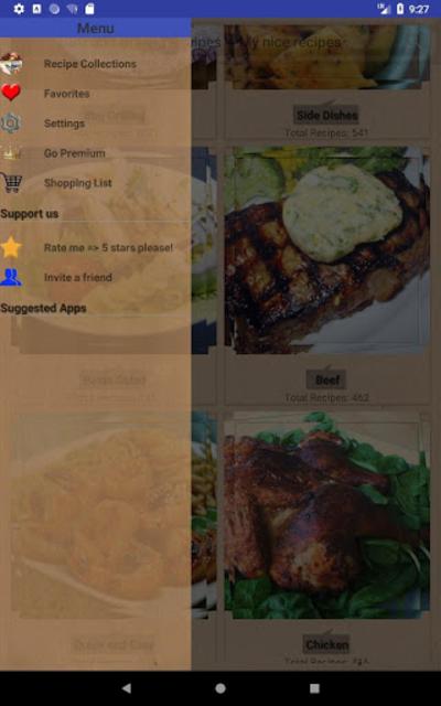 BBQ & Grilling Recipes ~ My nice recipes screenshot 14