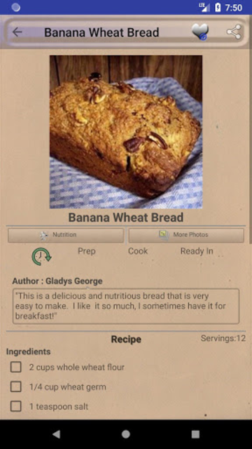 Southern Recipes ~ Dinner Recipes, Desserts screenshot 3