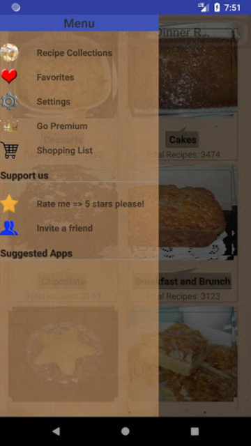 Southern Recipes ~ Dinner Recipes, Desserts screenshot 6