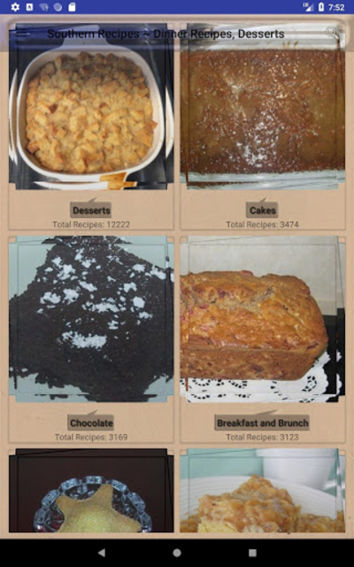 Southern Recipes ~ Dinner Recipes, Desserts screenshot 9