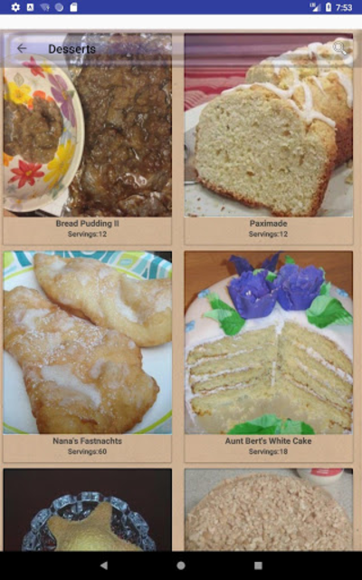 Southern Recipes ~ Dinner Recipes, Desserts screenshot 10