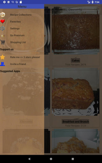 Southern Recipes ~ Dinner Recipes, Desserts screenshot 14