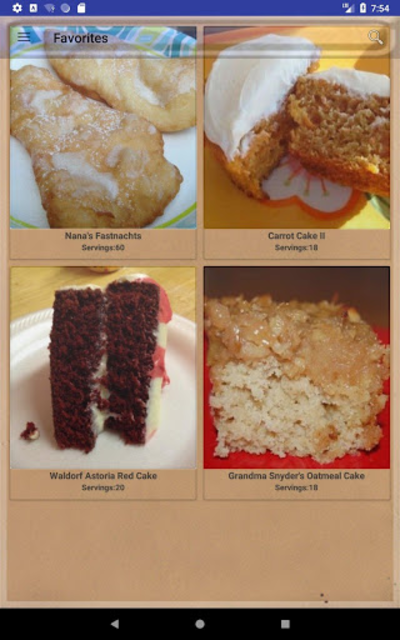 Southern Recipes ~ Dinner Recipes, Desserts screenshot 23