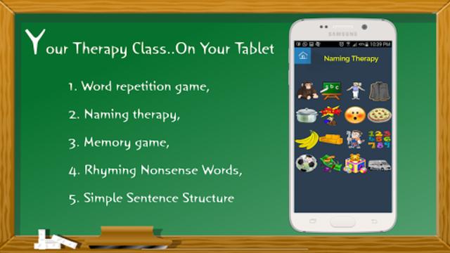 Articulation Speech Therapy screenshot 5