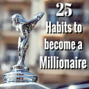 Icon for Millionaire mindset developing top 25 habits