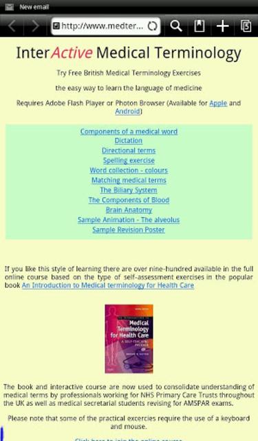 Learn Medical Terminology screenshot 6