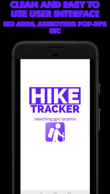 Hike Tracker - Hiking App with GPS navigation screenshot 5