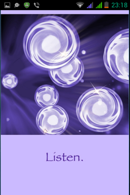 Rays of Light Oracle Cards screenshot 2