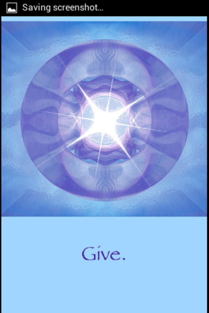Rays of Light Oracle Cards screenshot 4
