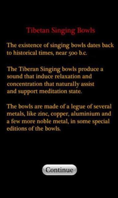 Tibetan Bells pro screenshot 4