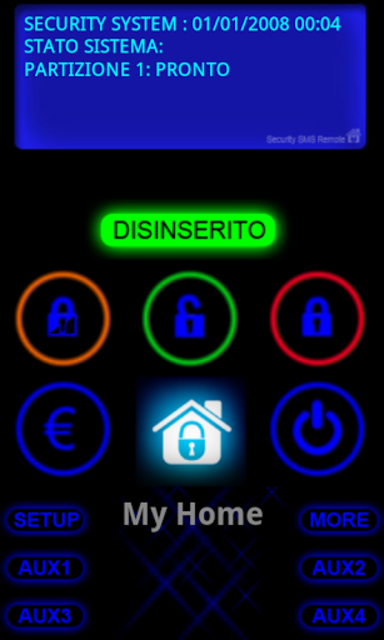 Security SMS Remote PRO screenshot 3