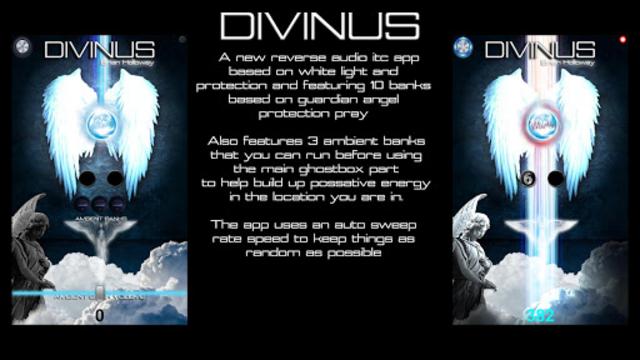 DIVINUS screenshot 1