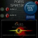 Icon for PAIRS Spirit Box