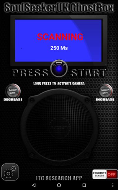 SoulSeekersUK Ghost Box screenshot 8