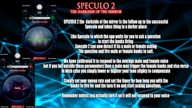 Speculo 2 The dark side of the mirror screenshot 1