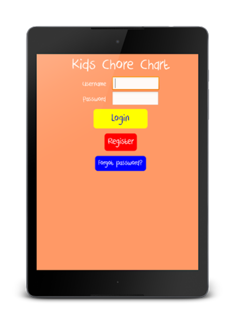 Kids Chore Chart screenshot 7