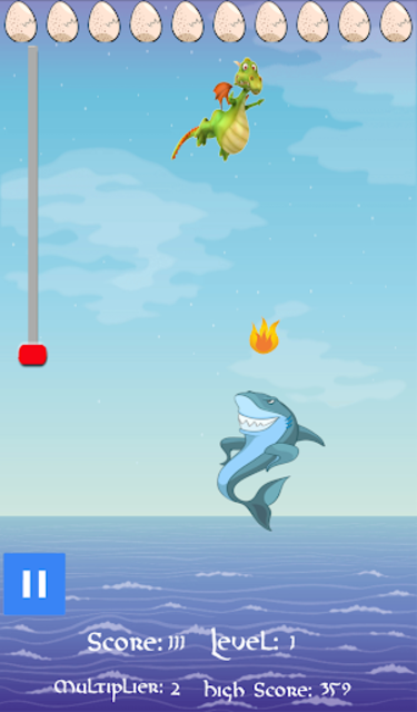 Dragons vs. Sharks! screenshot 2