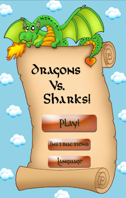 Dragons vs. Sharks! screenshot 3