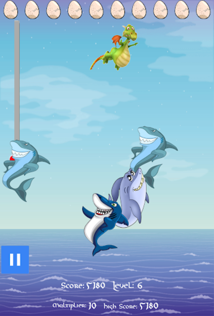 Dragons vs. Sharks! screenshot 4