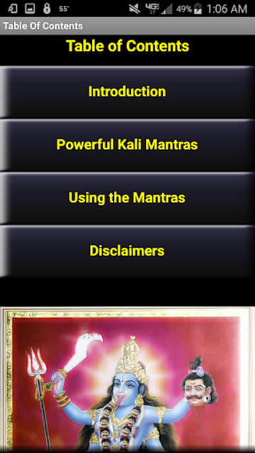 Powerful Kali Mantras: Life Change & Divine Truth screenshot 2
