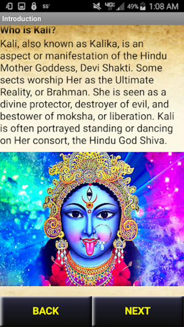 Powerful Kali Mantras: Life Change & Divine Truth screenshot 5