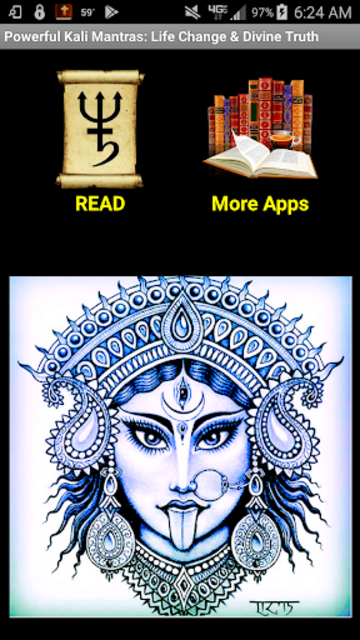 Powerful Kali Mantras: Life Change & Divine Truth screenshot 1