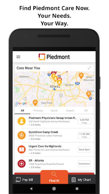 Piedmont Now screenshot 1