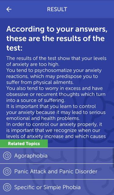 PsyTests screenshot 5