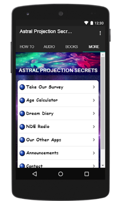 Astral Projection Secrets screenshot 5