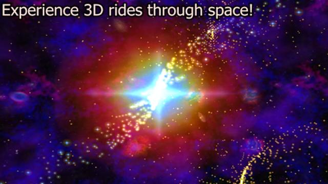Alien 3D Worlds Audio Visualizer - Premium version screenshot 21